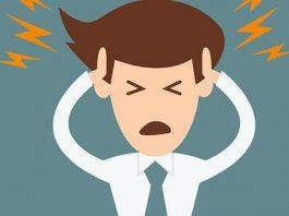 Det verkar vara annorlunda Huvudvärk, men fortfarande förvirrad återkommande smärta