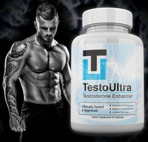 Testo ultra - för styrka - nyttigt - apoteket - sverige