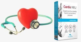 Cardio nrj - para hipertensão - preço - como usar - efeitos secundarios