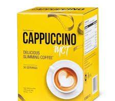 Cappuccino mct - bluff - test - kräm