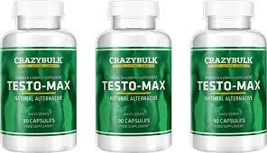 Testomax - för muskelmassa - kräm - åtgärd - nyttigt