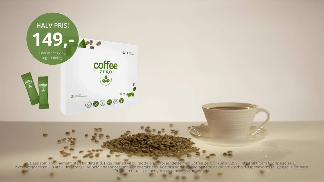 Coffee Zero - för bantning - Forum -åtgärd - test