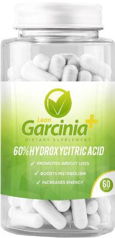 Lean Garcinia Plus - recensioner - resultat - ingredienser