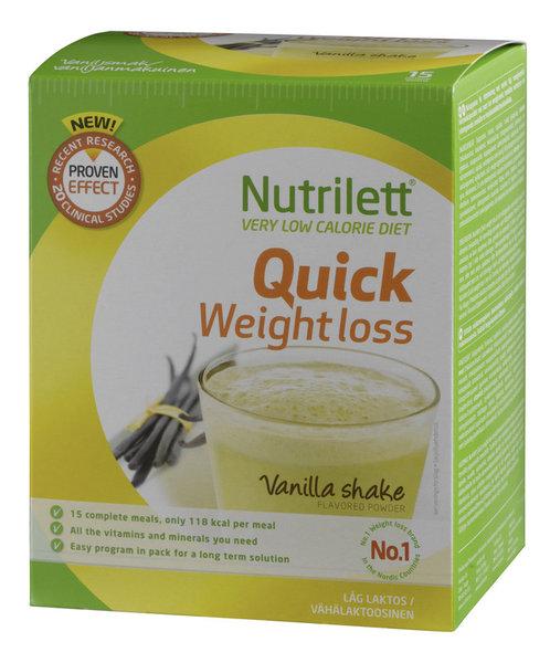 Nutrilett - för bantning - test - Pris - nyttigt