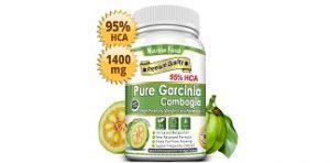 Pure Garcinia Cambodia - för bantning - åtgärd - effekter - recensioner