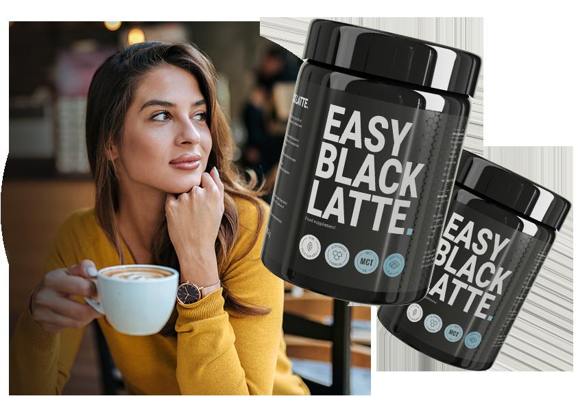 Easy Black Latte - någon som provat - test - omdöme - resultat