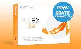 Flex5x - review - fungerar - biverkningar - innehåll
