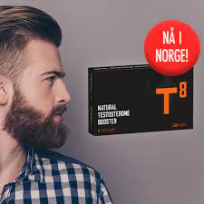 T8 Natural Testosterone Booster - biverkningar - review - fungerar - innehåll